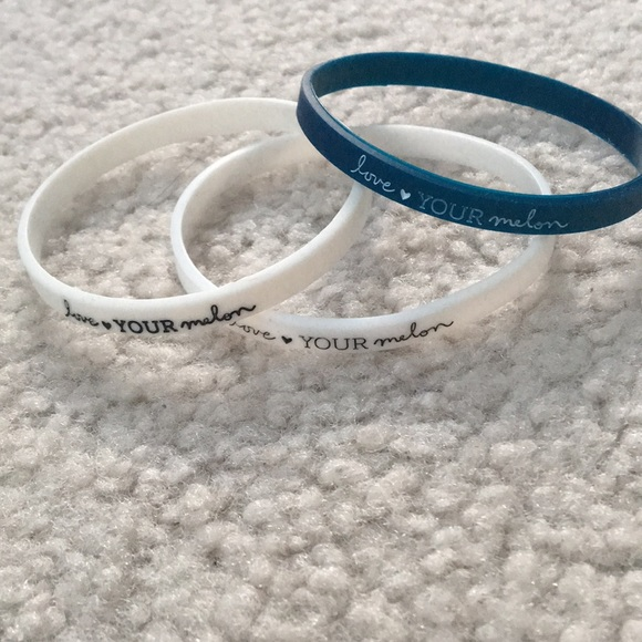 love your melon Jewelry - Love Your Melon bracelet bundle 7b678f5e8